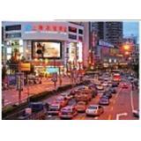 户外广告-上海友谊商店LED