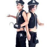 万圣节服-海盗服
