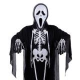万圣节服--骷髅服