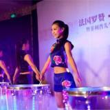 LED炫彩水晶鼓