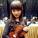 美女小提琴