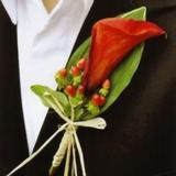 婚礼花艺布场│创意胸花|私属定制鲜花