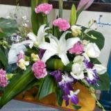 腾飞茶几花 婚礼用花 商务用花