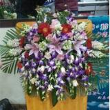 庆典用花 商务鲜花 会议桌花