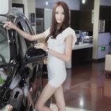 模特-蔡蔡